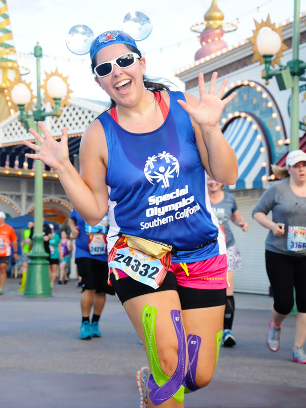 Run for Charity - Disneyland Half Marathon
